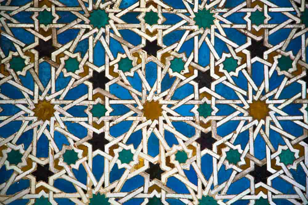 Histories: Patterned--Spain -